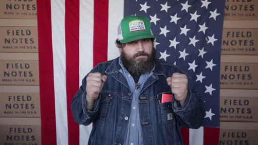 Logo Design with Draplin: Secrets of Shape, Type and Color | Aaron Draplin