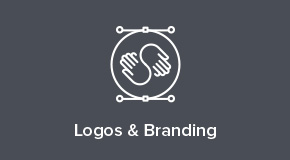 Skillshare logos and branding