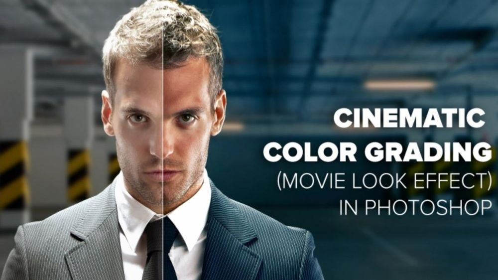 Movie Look Effect  - image 1 - student project
