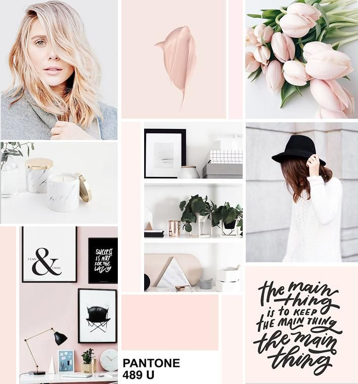 Kickstart Your Creativity: How to Design a Mood Board Using Canva - image 1 - student project