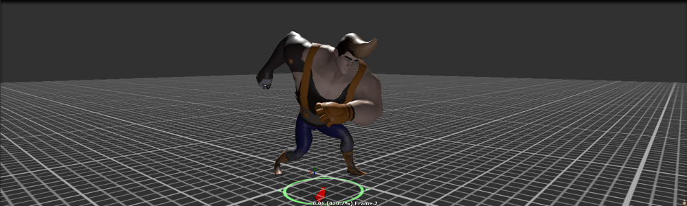 [Published]Game Animation: The first steps of motion - image 1 - student project