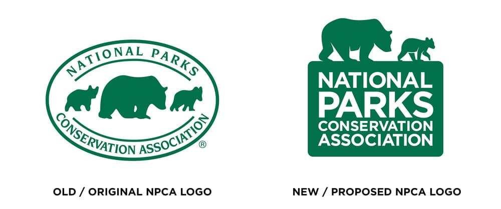 National Parks Conservation Association Logo Redesign - image 1 - student project