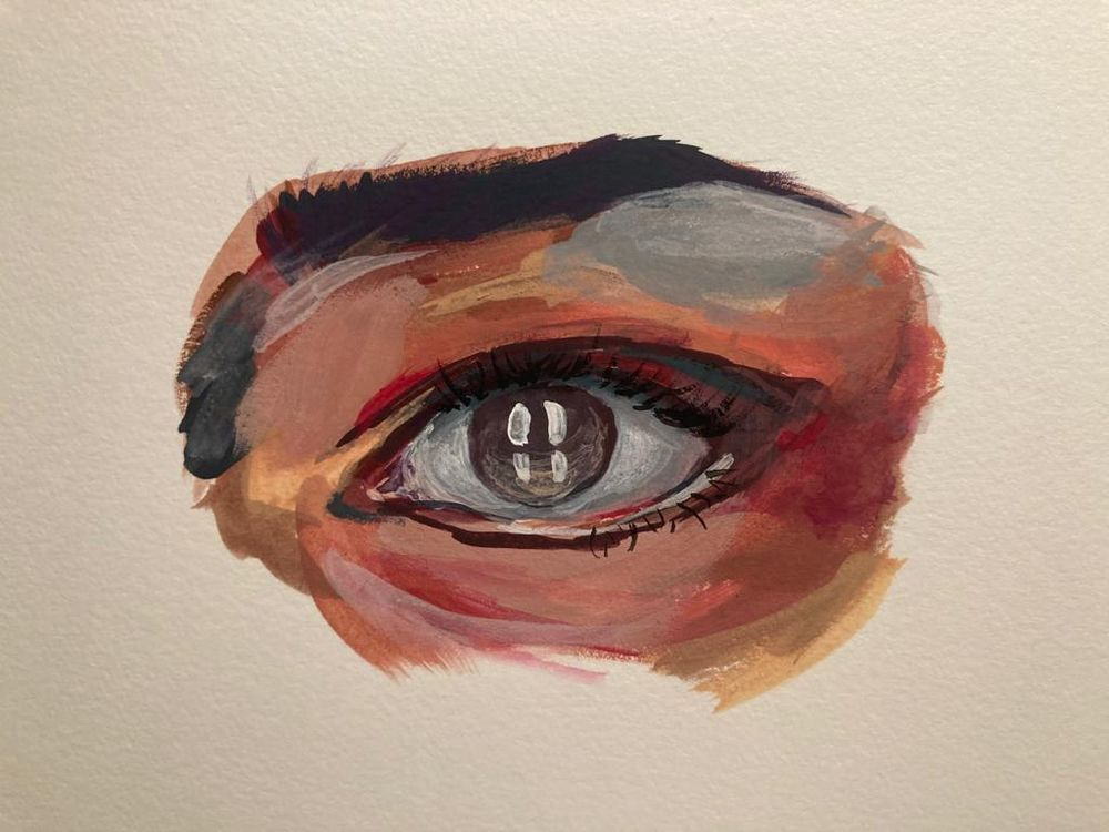 Getting into Gouache - image 1 - student project
