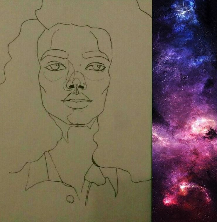 Space Girl - image 1 - student project