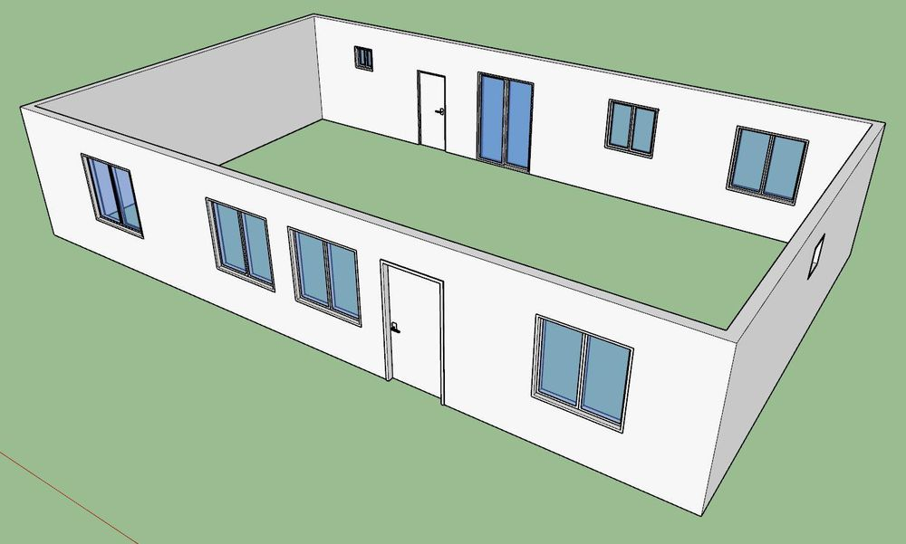 walls, doors, and windows - image 2 - student project
