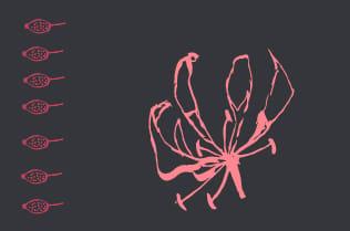 Jungle pattern - image 3 - student project