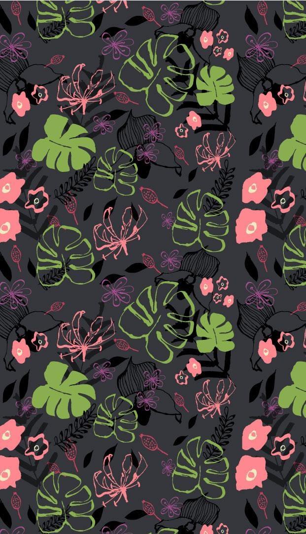 Jungle pattern - image 4 - student project