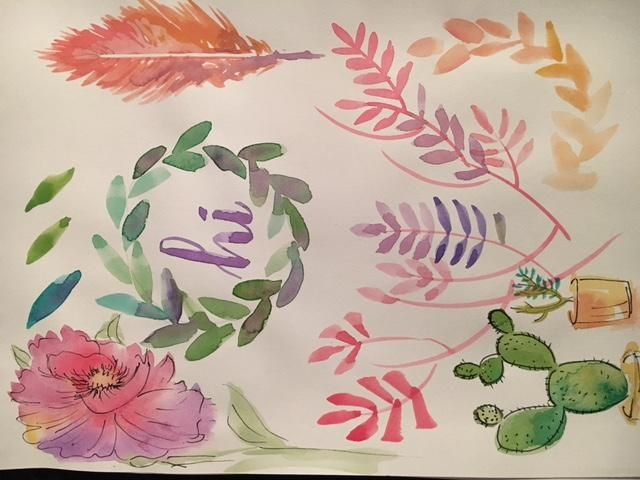 Watercolor Practice - image 1 - student project