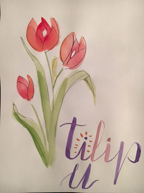 Watercolor Practice - image 3 - student project
