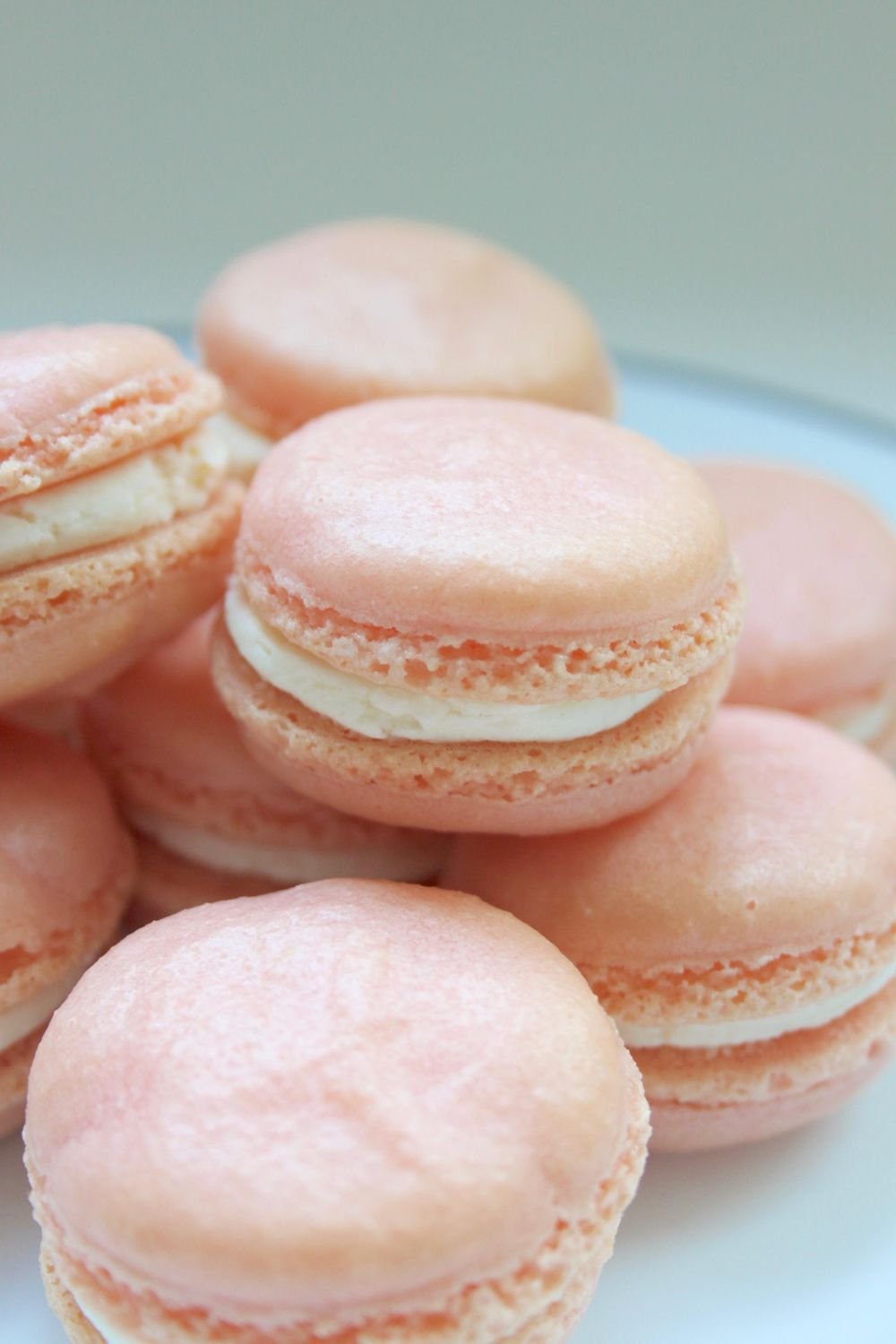 Pretty Pink Macarons for Valentine's Day - image 2 - student project