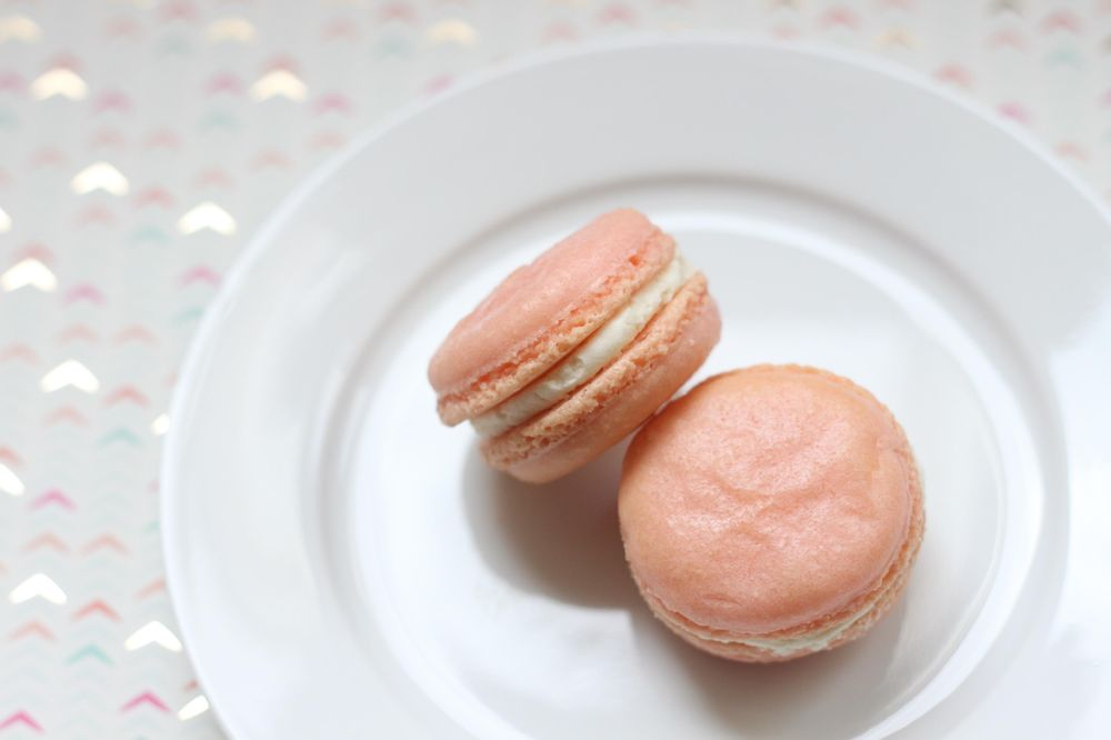 Pretty Pink Macarons for Valentine's Day - image 3 - student project
