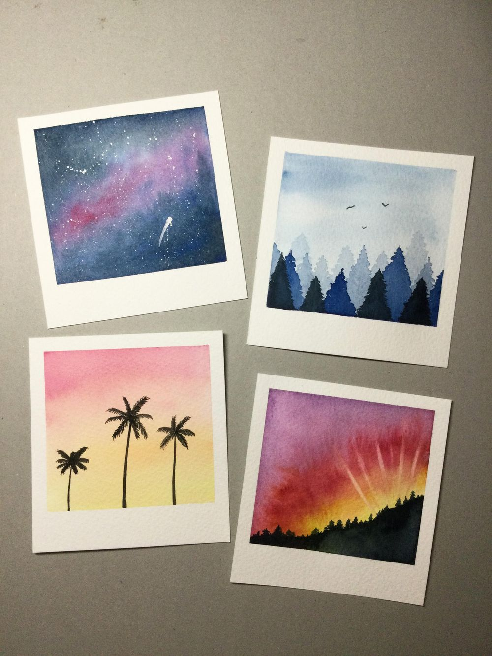 Bookmarks and polaroids - image 2 - student project