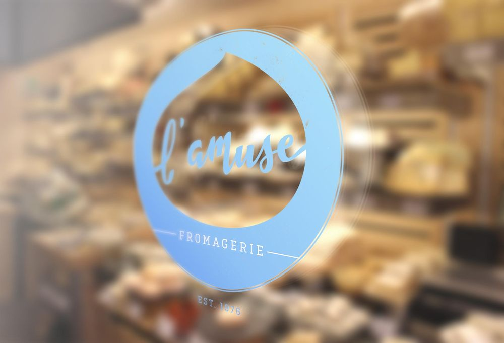 Fromagerie l'Amuse - image 12 - student project