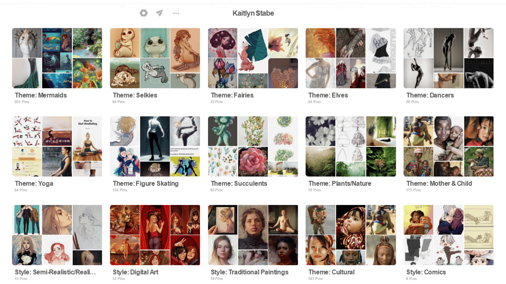Finally Pinterest has a Purpose! - image 1 - student project