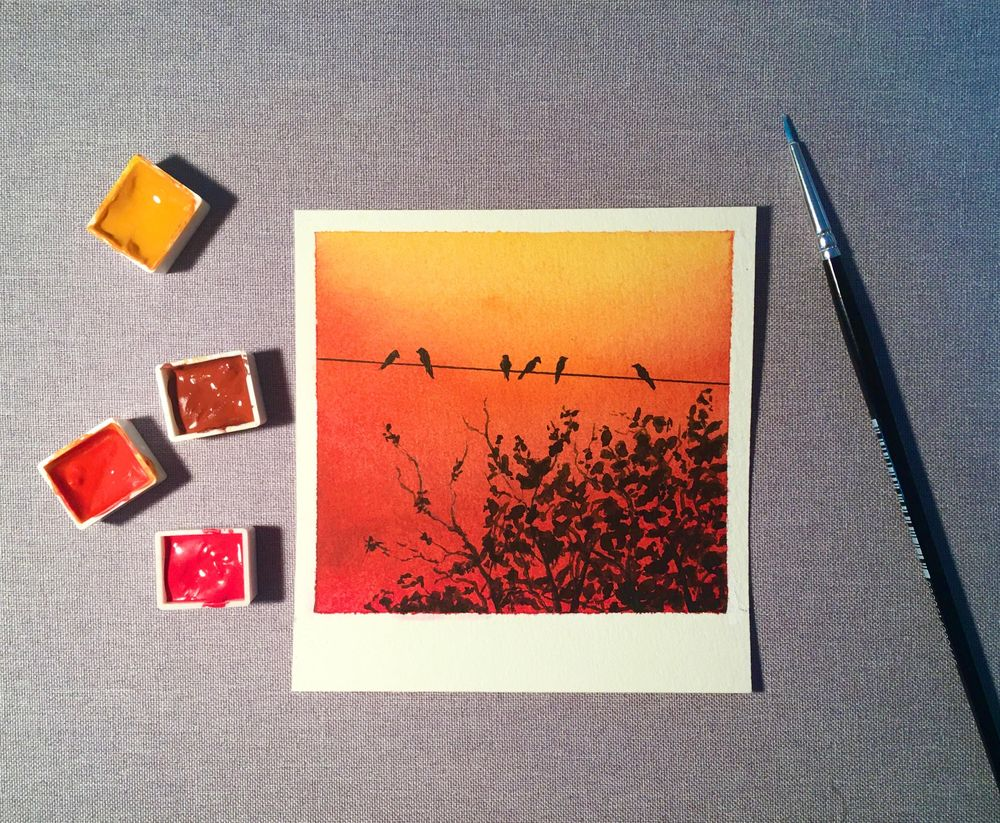 Beginners Guide to Reflect Inner Self - a Polaroid series - image 16 - student project