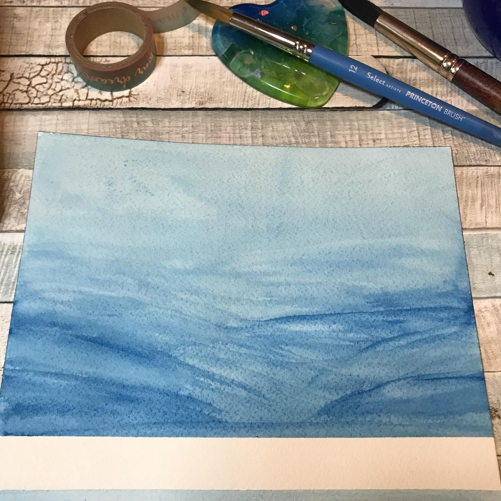 4 Ways To Paint Water - image 4 - student project