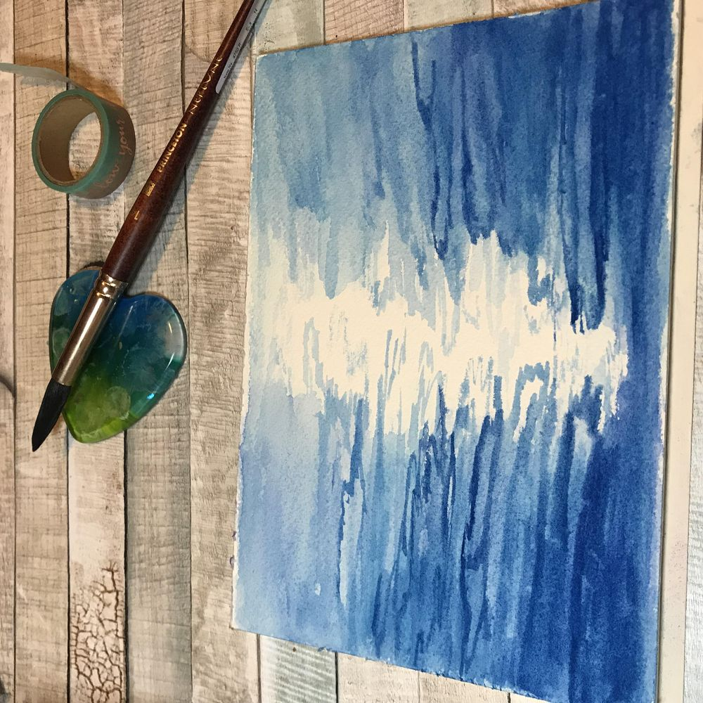 4 Ways To Paint Water - image 1 - student project