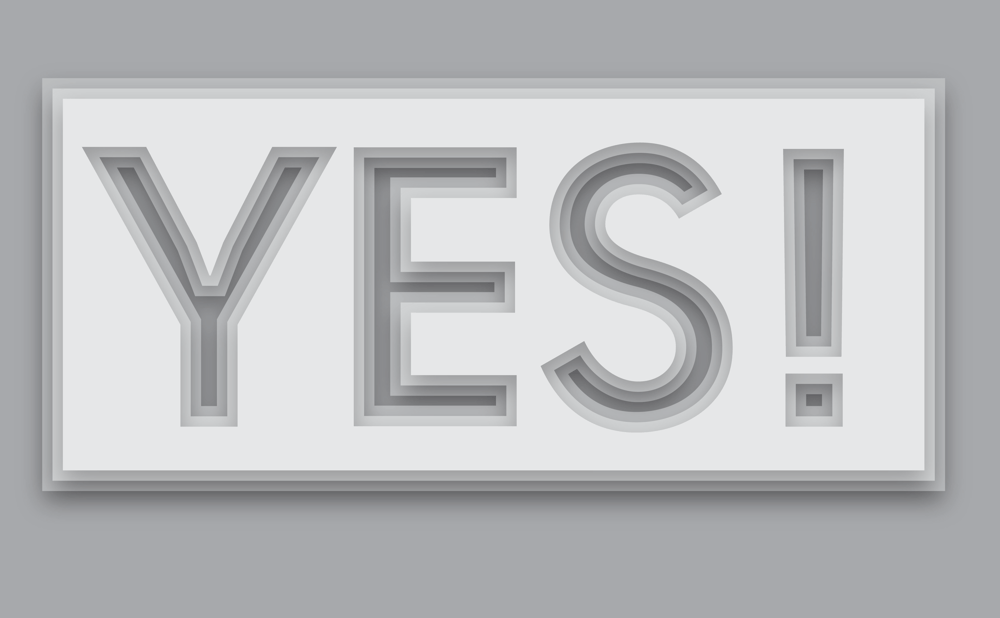 YES! - image 2 - student project