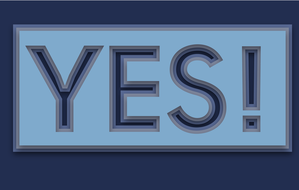 YES! - image 3 - student project