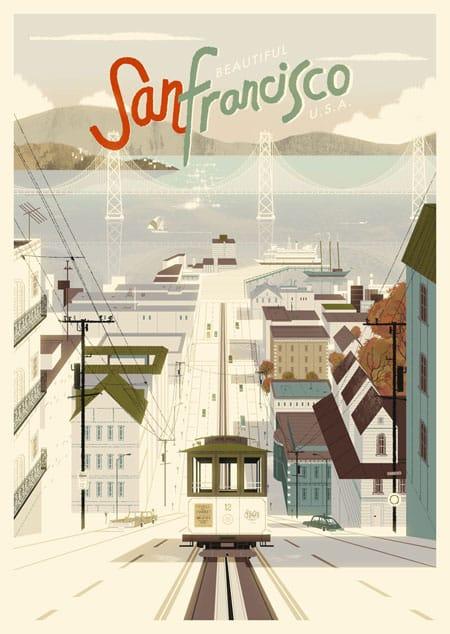 Beautiful San Francisco - image 1 - student project