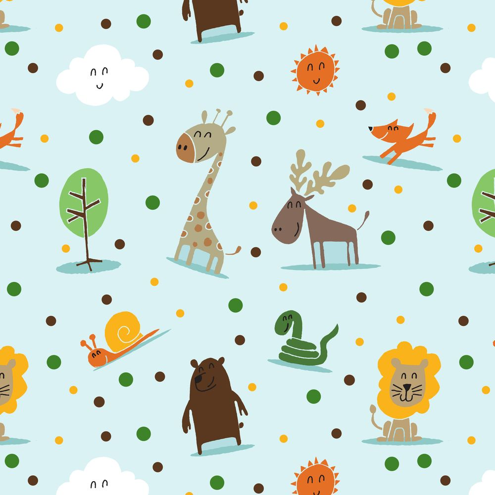 Animals Pattern - image 1 - student project