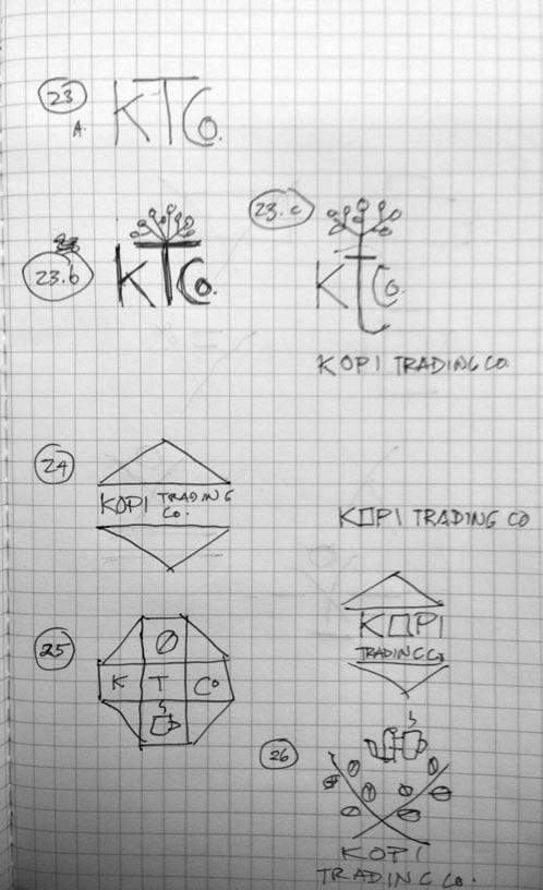 Logo for Kopi Co. - image 11 - student project