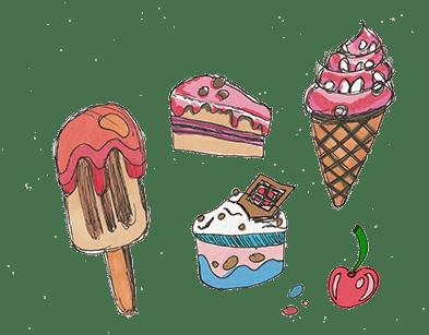 Fun Doodling Treats - image 1 - student project