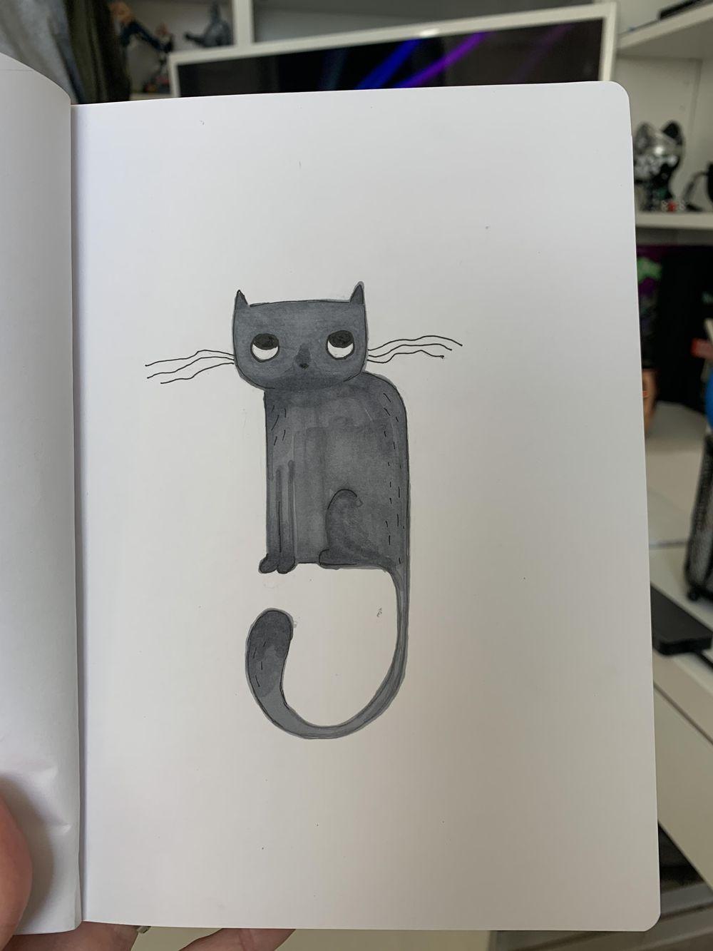 My Cat Raja - image 1 - student project