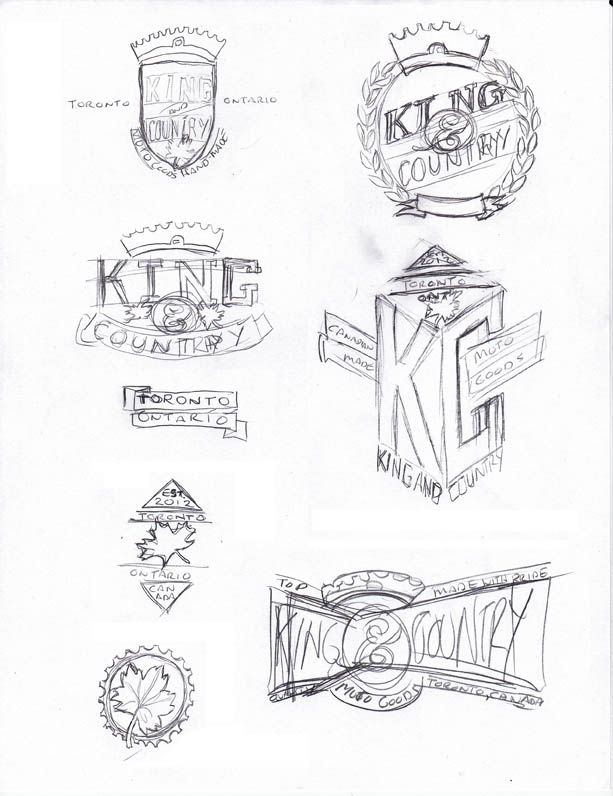 King & Country: Motorcycle Lifestyle Accessories - image 6 - student project