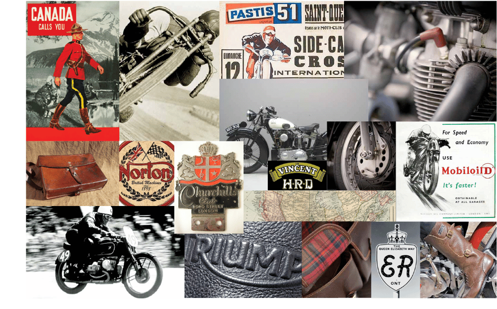 King & Country: Motorcycle Lifestyle Accessories - image 1 - student project