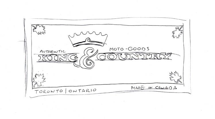 King & Country: Motorcycle Lifestyle Accessories - image 7 - student project