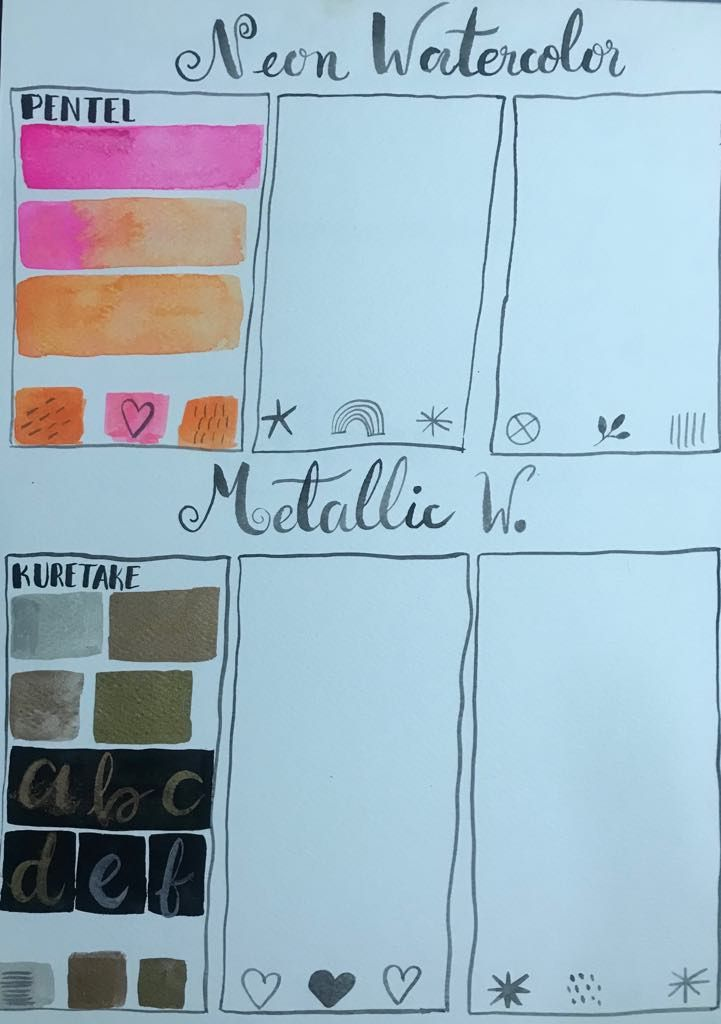 My Personal Watercolor Paints - image 3 - student project