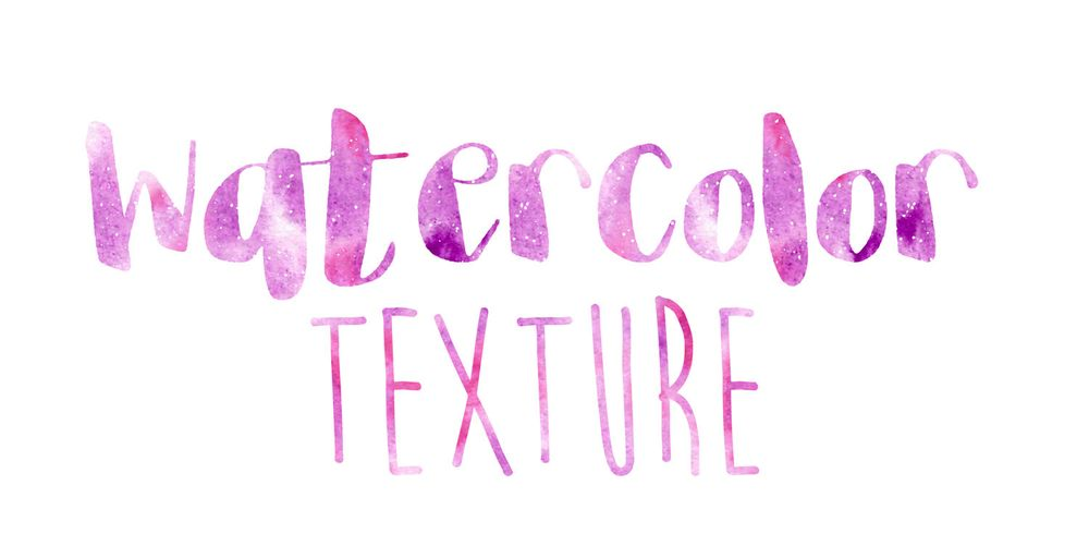 Beautiful Watercolor Texture - image 5 - student project