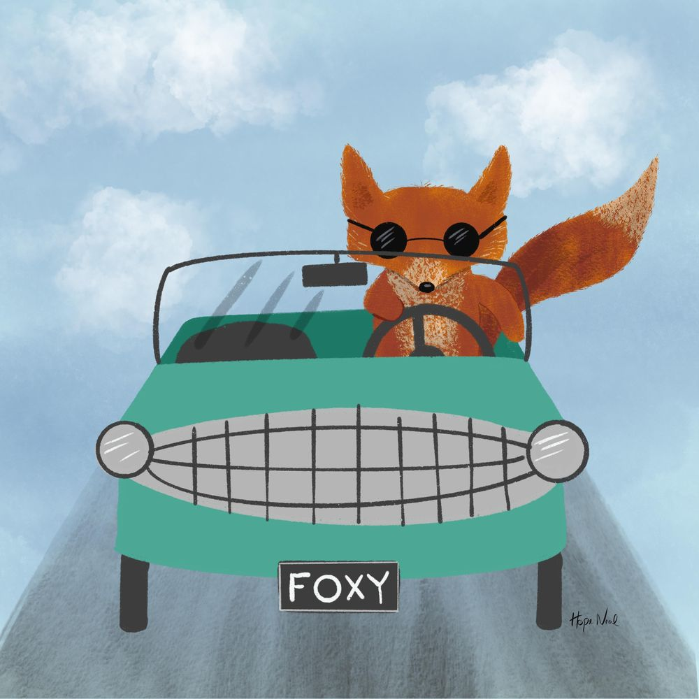 Foxy fox - image 1 - student project
