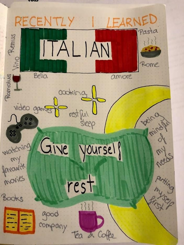Illustrated Journaling: 14 days of prompts - image 4 - student project
