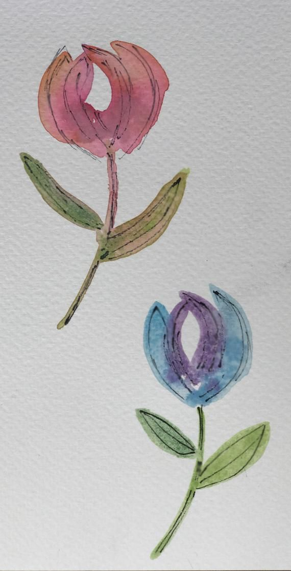 Watercolor - image 4 - student project