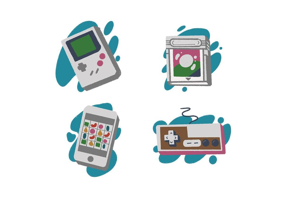 Video Games - image 1 - student project