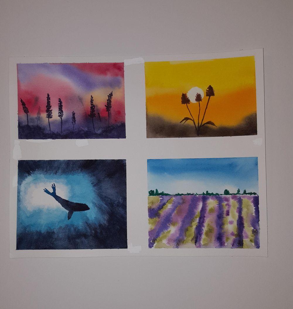 Polaroïd series - image 1 - student project
