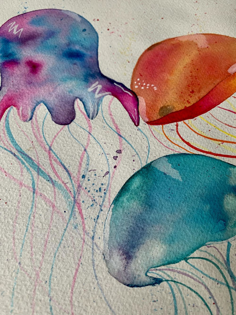 Exercises in Watercolor - image 8 - student project