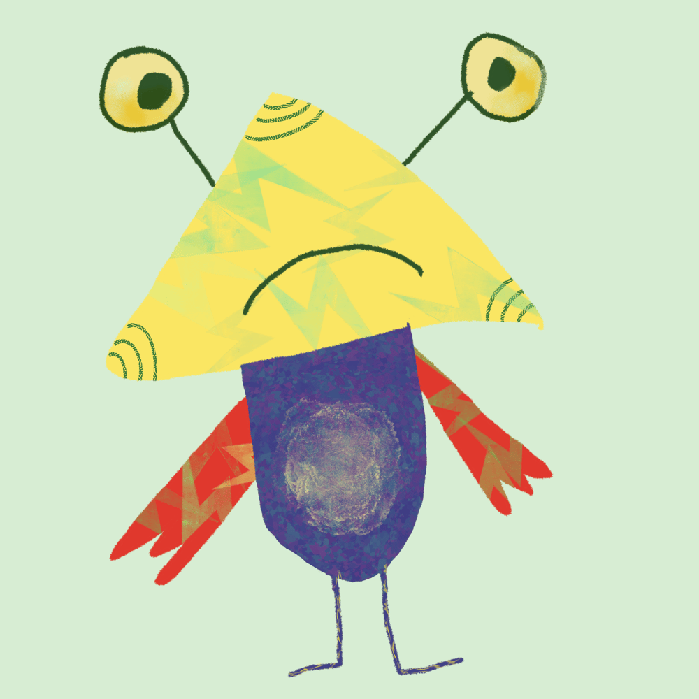 Monster no. 1 - image 1 - student project