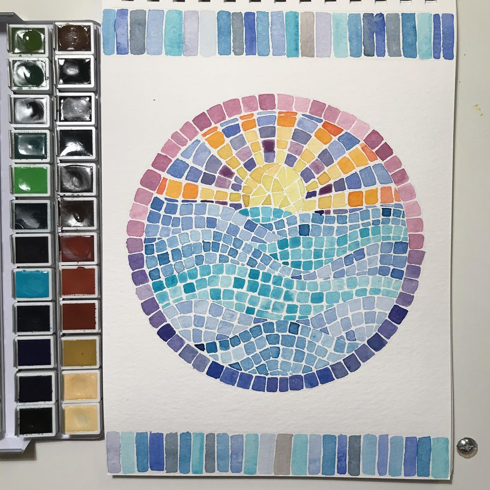 Mosaic - image 3 - student project