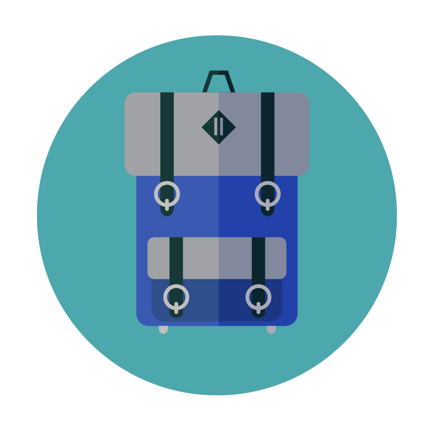 Backpack - image 1 - student project
