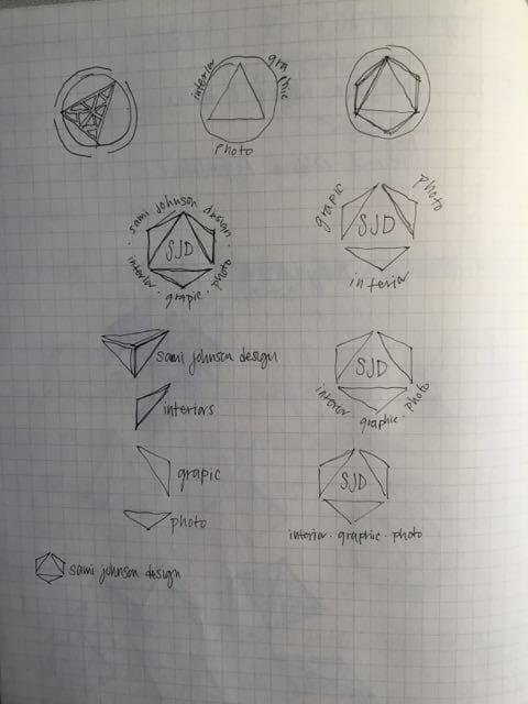 Sami Johnson Design - Logo (re)Design - image 10 - student project