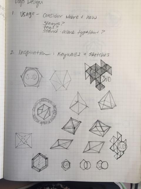 Sami Johnson Design - Logo (re)Design - image 9 - student project