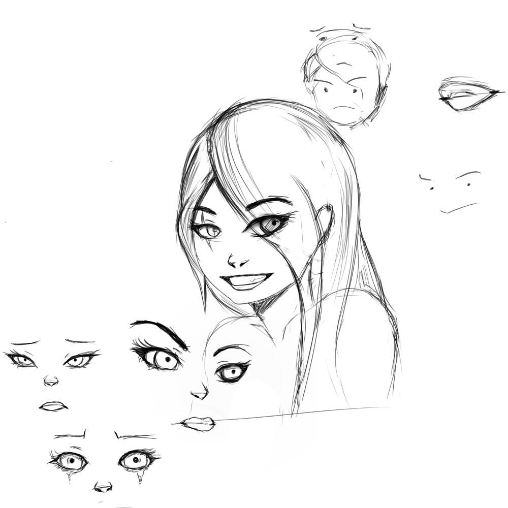 Drawing on tablet while watching - image 1 - student project