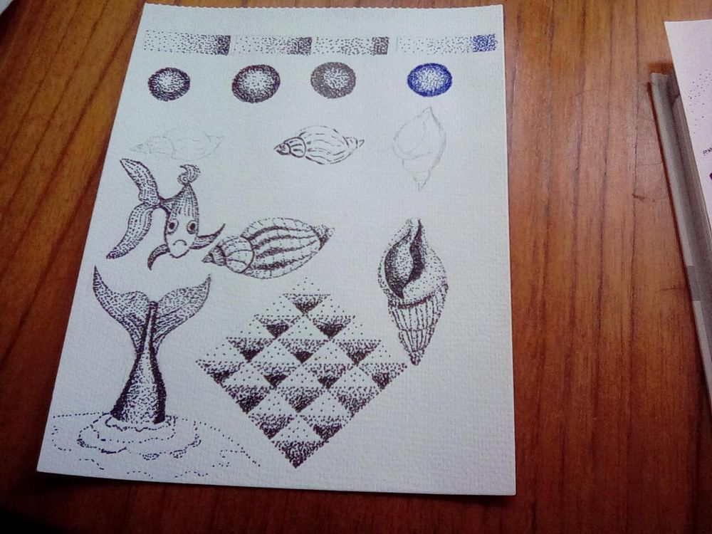 Stippling - image 3 - student project