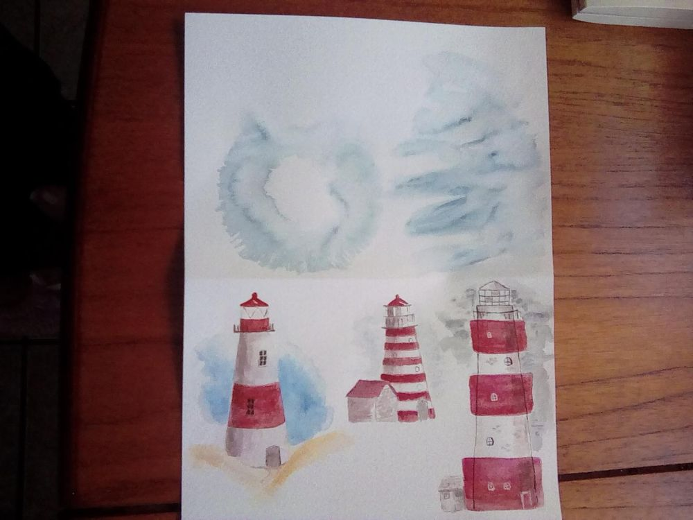 Lighthouses - image 1 - student project