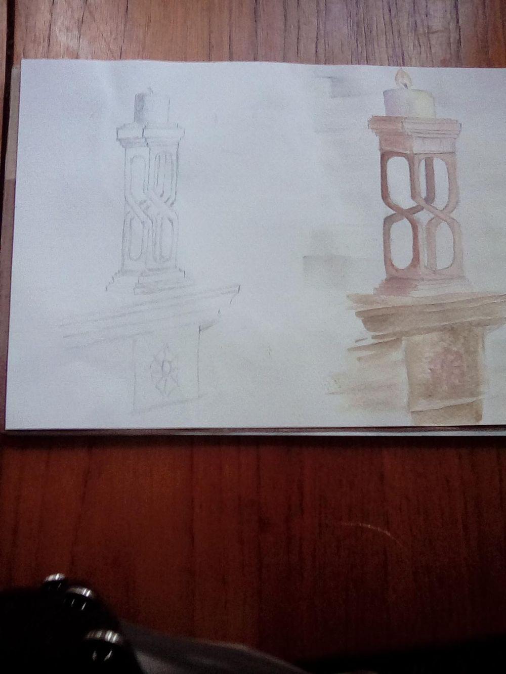Sketchbook - image 4 - student project