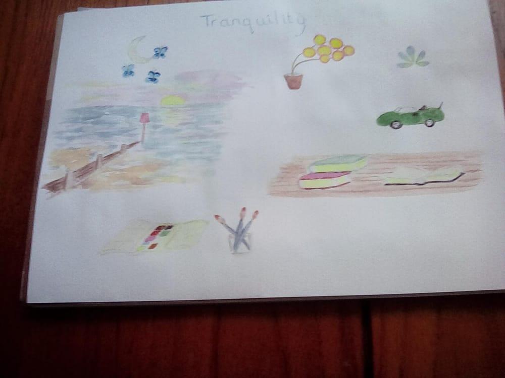 Sketchbook - image 5 - student project