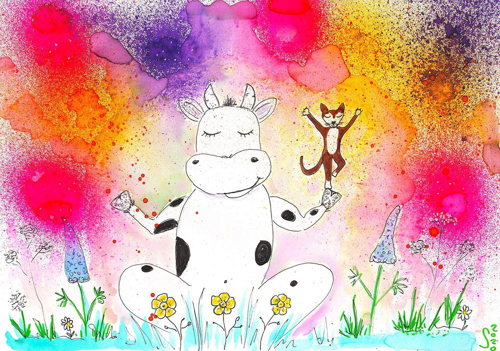Holi Cow - image 2 - student project
